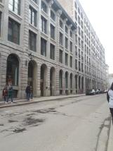 Fachadas da Old Montreal