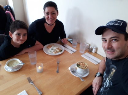 Restaurante Crepe Suzzete na Old Toronto