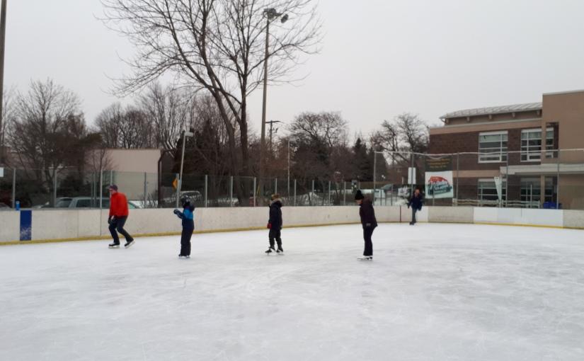 Ice Skating | Pistas de Patinação emToronto