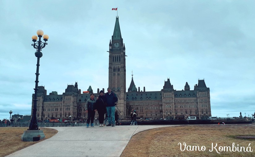 Ottawa, a capital oCanadá