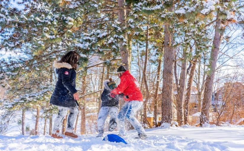 Atividades baratinhas para sair de casa no Inverno | Inverno emToronto
